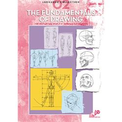 Picture of LEONARDO 002 FUNDAMENTALS OF DRAWING 2 ART BOOK