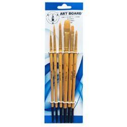 Picture of ART BOARD GOLDEN TAKLON A 6PCS
