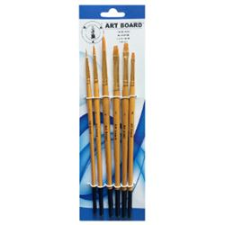 Picture of ART BOARD GOLDEN TAKLON B 6PCS