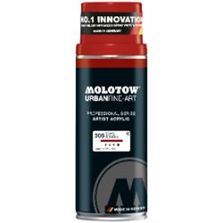 Picture of ARTIST ACRYLIC GARANCE RED (400ml)