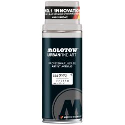 Picture of MOLOTOW ARTIST ACRYLIC BASED SPRAY PAINT LIGHT NEUTRAL GREY (400ml)