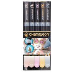 Picture of CHAMELEON 5 PEN SET PASTEL