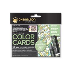 Picture of CHAMELEON COLOR CARD FLORAL