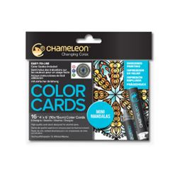 Picture of CHAMELEON COLOR CARD MANDALAS