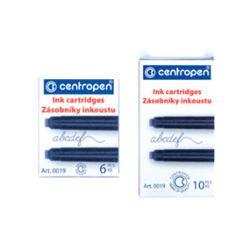 Picture of CENTROPEN INK CARTRIDGES 10 PCS