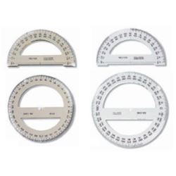 Picture of PROTRACTOR 180/125