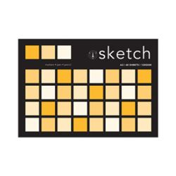 Picture of SKETCH 120G A1 40 SHEETS