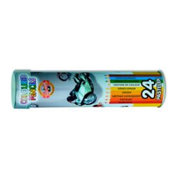 Picture of TUBE 24 PENCIL CRAYONS