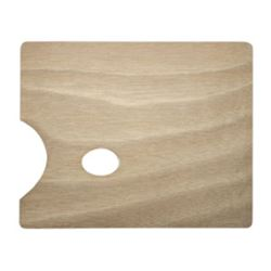 Picture of WOODEN PALETTE 200MM X 300MM