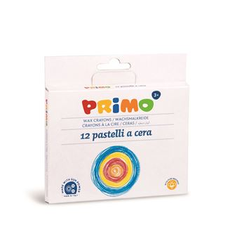 Picture of Primo Wax Crayons Set of 12