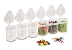 Picture of Primo Empty Pots - Set of 6 x 25ml