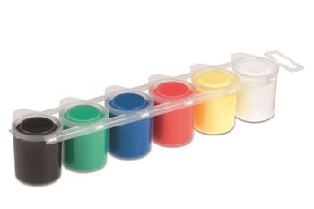 Picture of Primo Poster Paint in 25ml pot x 6