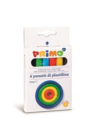 Picture of PRIMO MODELLING CLAY SET 110G