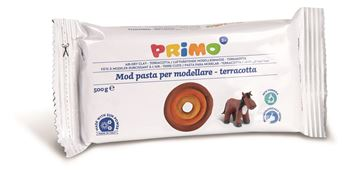 Picture of Primo Modelling Clay - 500g Terracotta