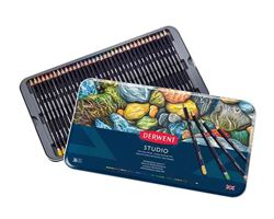 Picture of DERWENT STUDIO ASSORTED PENCIL TIN 36