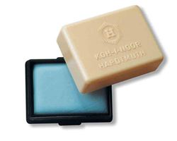 Picture of KNEADABLE ERASER BLUE PLASTIC