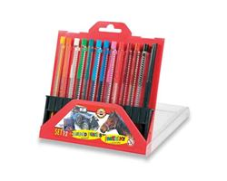Picture of MECHANICAL COLOURED PENCILS SET OF 12