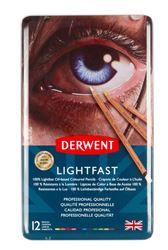 Picture of DERWENT LIGHTFAST PENCIL TIN 12
