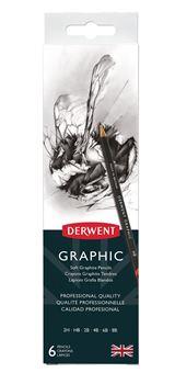 Picture of DERWENT GRAPHIC TIN 6