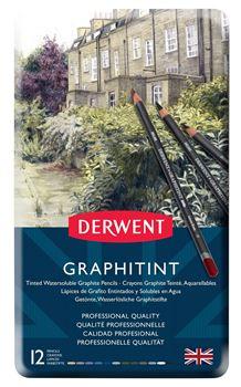 Picture of DERWENT GRAPHITINT TIN 12