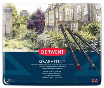 Picture of DERWENT GRAPHITINT TIN 24