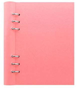 Picture of Clipbook A5 Classic Rose Pink