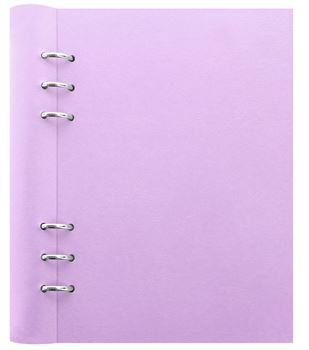 Picture of Clipbook A5 Classic Orchid