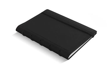 Picture of Notebook Pocket Classic Ruled Black