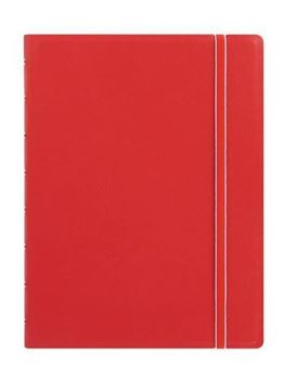 Picture of Notebook A5 Classic Ruled Red