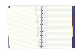 Picture of Notebook A4 Classic Ruled Blue
