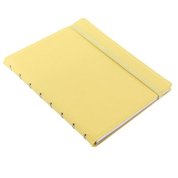 Picture of NOTEBOOK A5 CLASSIC PASTELS LEMON