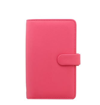 Picture of ORGANIZER PERSONAL COMPACT SAFFIANO PEONY