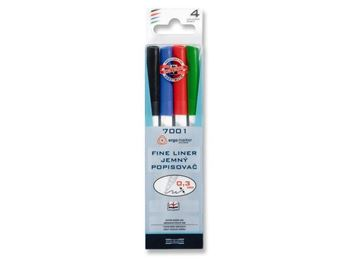 Picture of KIN FINE LINERS 4PCS