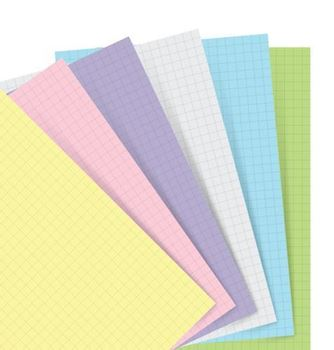 Picture of NOTEBOOK REFILL A5 PASTEL