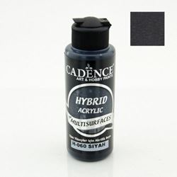 Picture of CADENCE HYBRID ACRYLIC PAINT 70ML BLACK