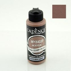 Picture of HYBRID ACRYLIC 70ML LIGHT BROWN