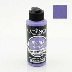 Picture of CADENCE HYBRID ACRYLIC PAINT 70ML PURPLE