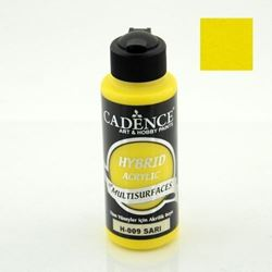 Picture of CADENCE HYBRID ACRYLIC PAINT 70ML YELLOW