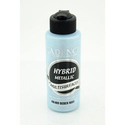 Picture of HYBRID METALLIC 70ML BABY BLUE