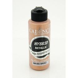 Picture of HYBRID METALLIC 70ML BRONZE