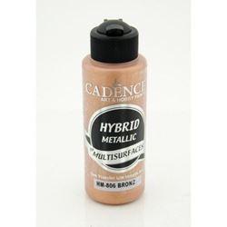 Picture of CADENCE HYBRID ACRYLIC METALLIC PAINT 70ML BRONZE