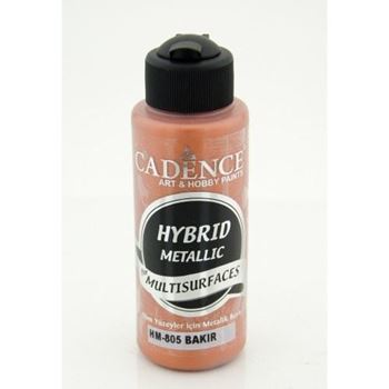 Picture of CADENCE HYBRID ACRYLIC METALLIC PAINT 70ML COPPER