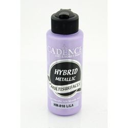 Picture of HYBRID METALLIC 70ML LILAC