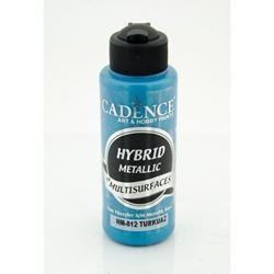 Picture of HYBRID METALLIC 70ML TURQUOISE