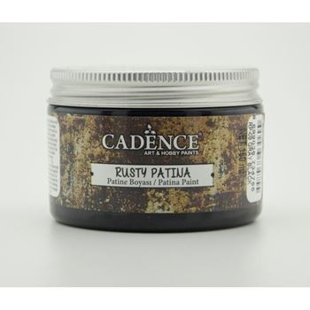 Picture of CADENCE RUSTY PATINA 150ML GRAY BLACK