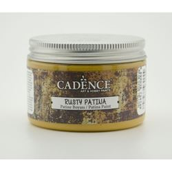 Picture of RUSTY PATINA 150ML OXIDE YELLOW
