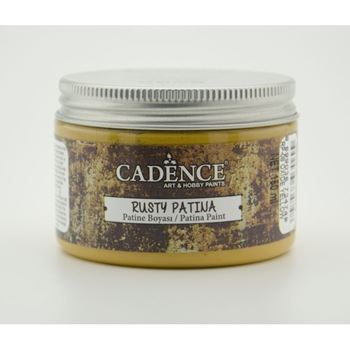 Picture of CADENCE RUSTY PATINA 150ML OXIDE YELLOW