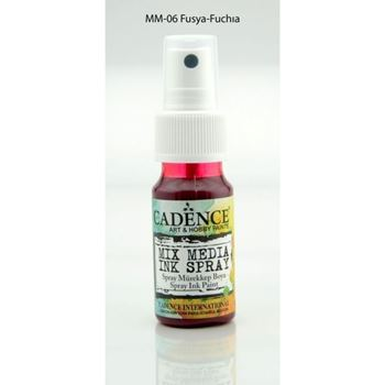 Picture of CADENCE SPRAY INK 25ML FUCHSIA
