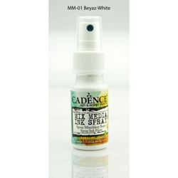 Picture of SPRAY INK 25ML WHITE