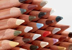 Picture of DERWENT LIGHTFAST LOOSE PENCILS - 36 COLOURS